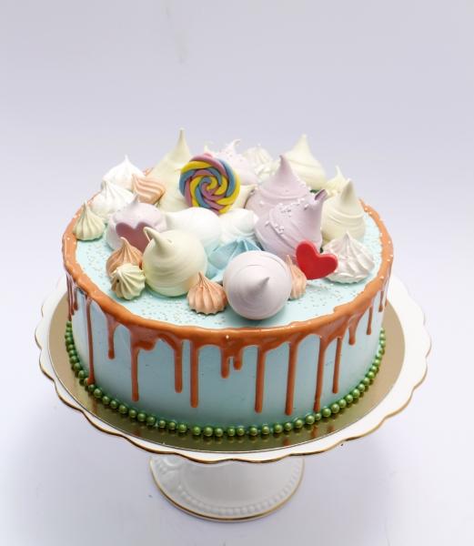 Šokolādes - kokosa tortīte