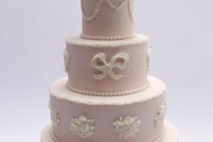 Jubilejas tortīte mazai princesei