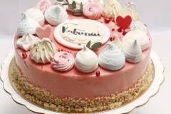 Maskarpones -avenu bērnu torte