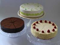 Degustācijas tortes
