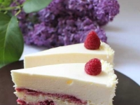 Maskarpones - aveņu torte