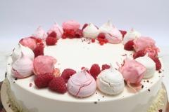 Maskarpones - aveņu torte ar kraukšķi
