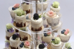 Maskarpones- aveņu kāzu kūciņas
