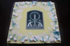 Korporatīvā torte - trīs šokolādes