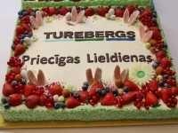 Lieldienu korporatīvā torte