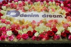 Korporatīvā torte uzņēmumam jubilejā