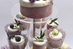 Maskarpones- upeņu kāzu kūciņas