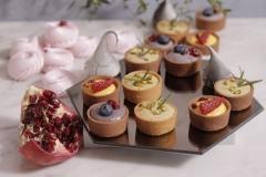 Mini tartes.