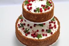 Kāzu vai jubilejas torte