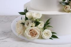 Wedding cakes. Sweets. Lemon wedding cakes.