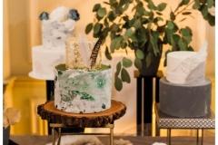 Līgavām.lv Izsmalcināta kāzu izstāde 2017. Mūsu jaunā kāzu kūku kolekcija.