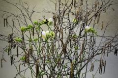 Sezonāls dekors - agrs pavasaris
