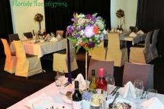 Viesu galdiņu noformējums