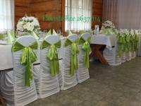 Viesu galdiņi. Laimes ligzda