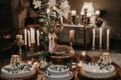 Kāzu tortes romantiskajā Abgunstes muižā. Tortes ar piegādi no ceputortes.lv