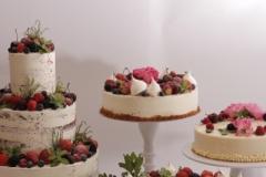 Musa kūkas un biskvīta kūkas. Šokolādes musa kūka.